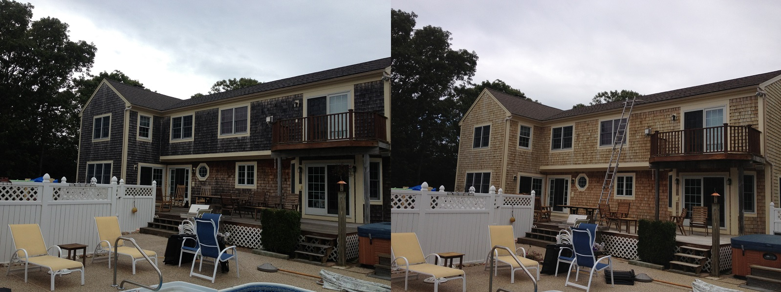 Cranston Pressure Washing Roof Cleaning Ma