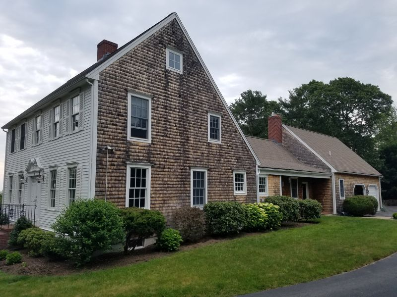 Charming Roof Cleaning And House Washing In Marshfield Ma ...