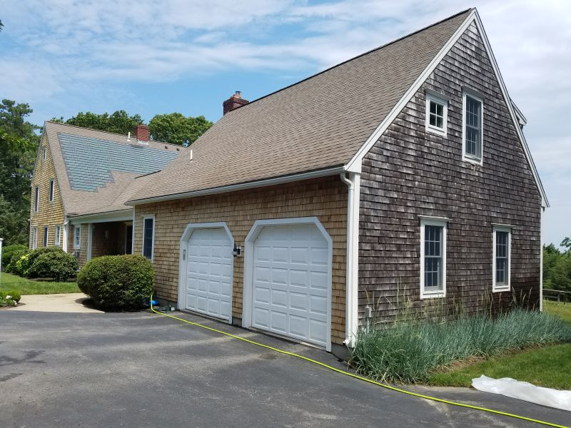 Nice ... Roof Cleaning And House Washing In Marshfield Ma ...