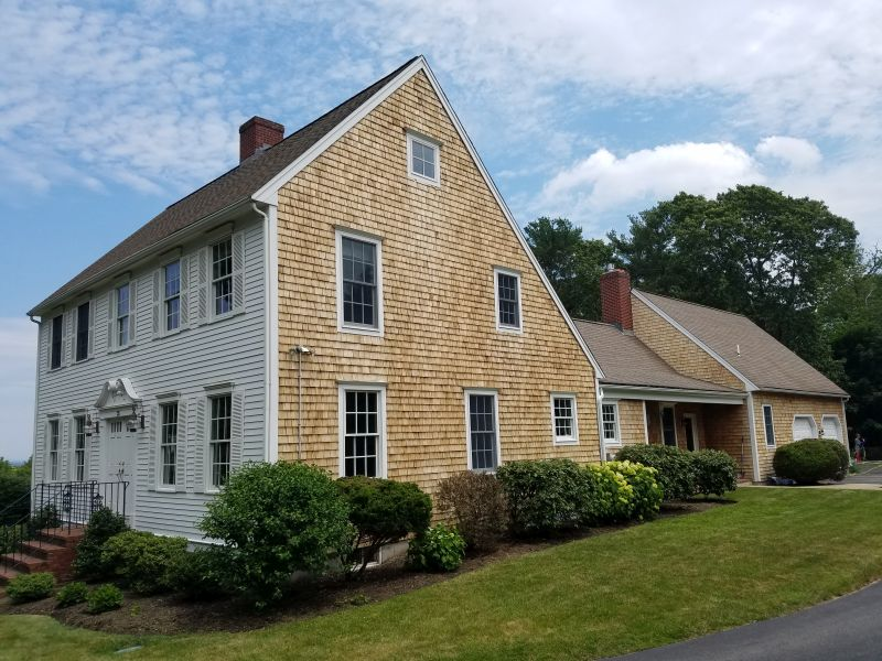 ... Roof Cleaning And House Washing In Marshfield Ma
