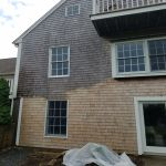roof cleaning and house washing in marshfield ma