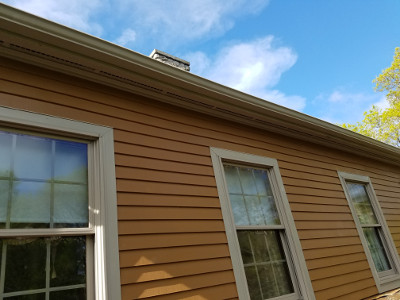 Duxbury roof cleaning contractors