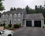 before after roof cleaning cape cod ma