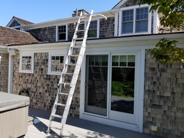 Amazing House Washing Project In Plymouth Ma Roof
