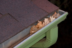 gutter cleaning in cape code