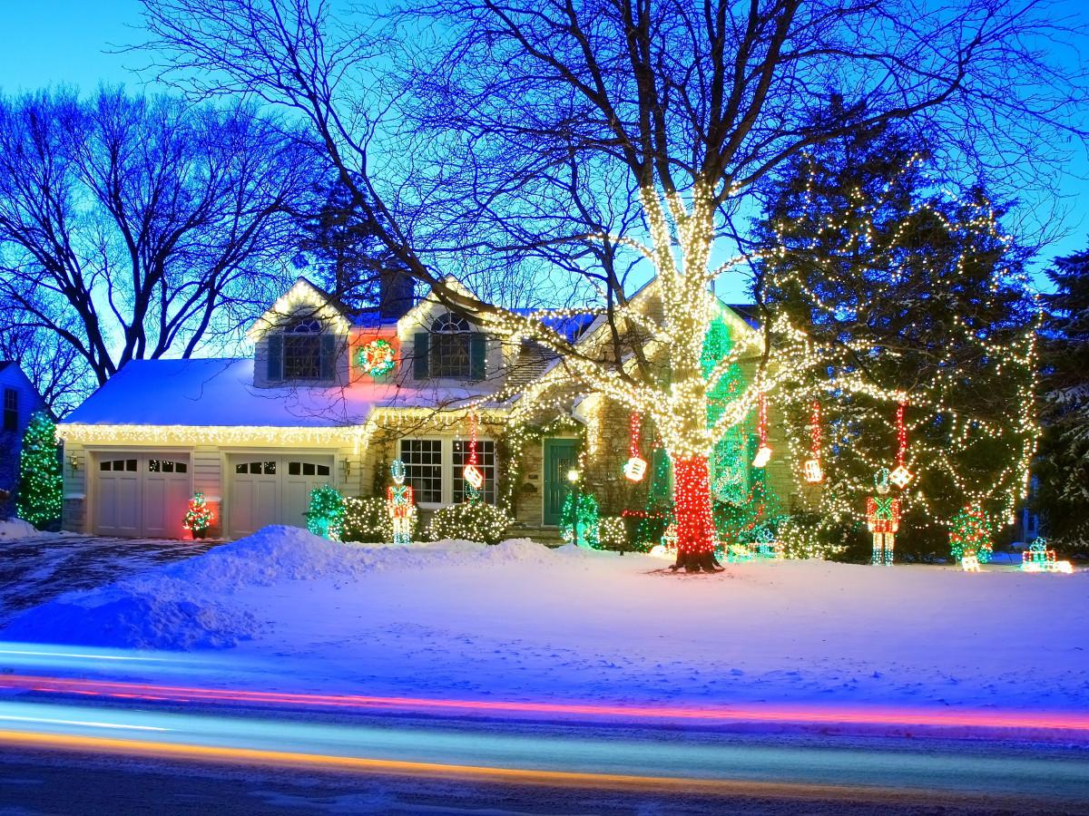 Christmas and event lighting