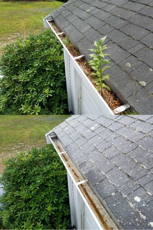 Gutter Cleaning cape cod ma