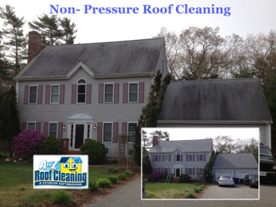 Roof Cleaning In Cape Cod Ma
